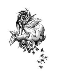 Datura Tattoo