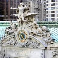 Grand Central Statue