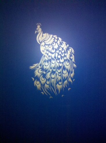 Duggal Peacock #1