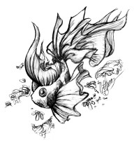 Koi Tattoo #3