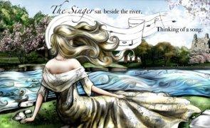 The Singer Illustration