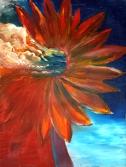 Spinning Wheel - Acrylic on Canvas