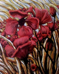 Poppyfield #3 - SOLD (Newport, RI)