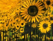 Sunflower Forest