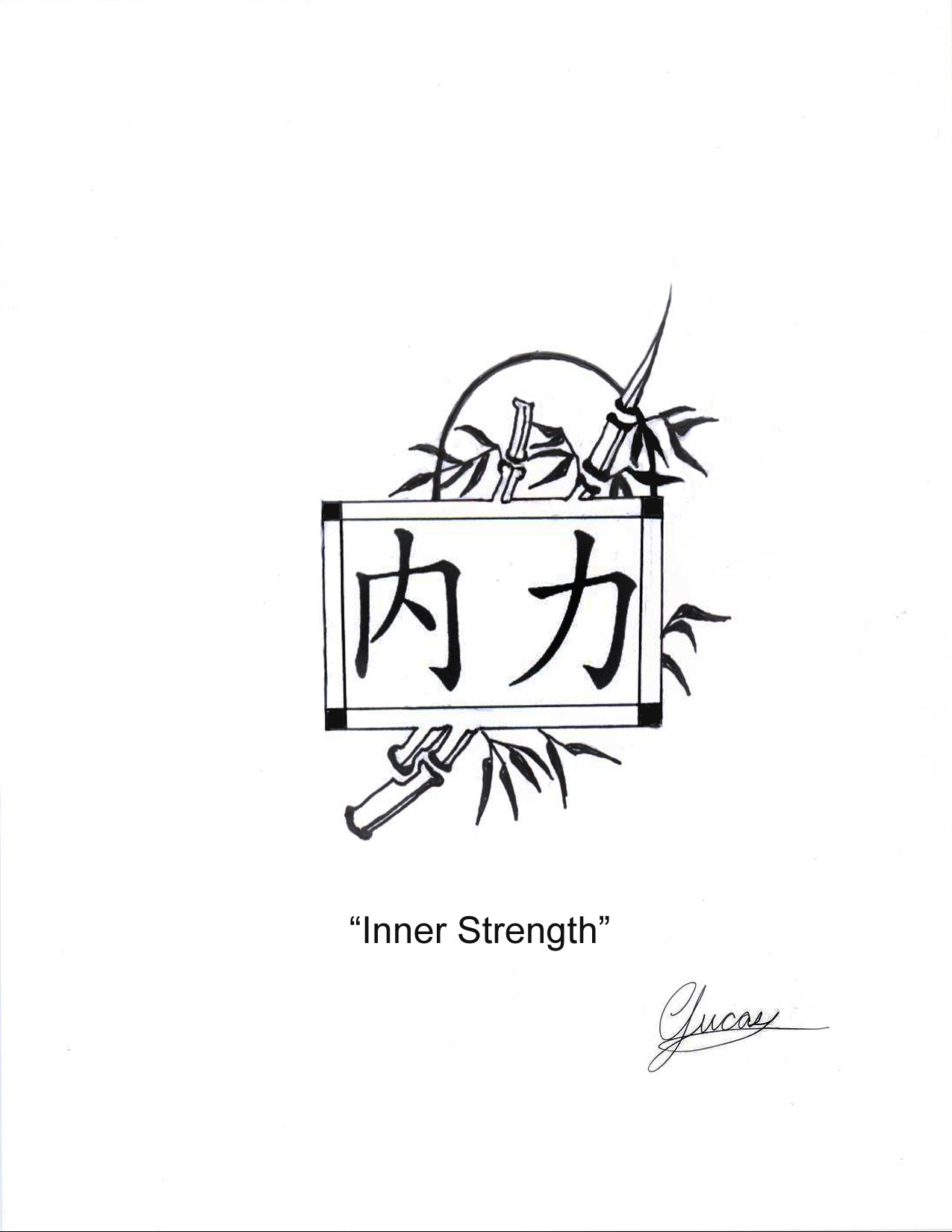Strength tattoo sketches pictures to pin on pinterest tattooskid related buycottarizona
