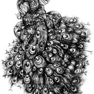 Peacock Tattoo #2