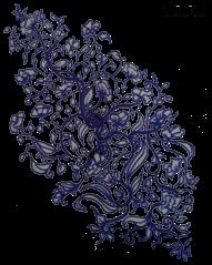Blue China #1