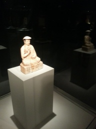 Small Statue of Buddhist Monk