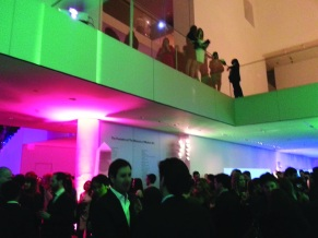 Armory Show Opening Night Party 2