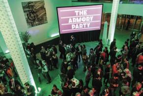 Armory Show Party 1